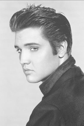 early elvis!
